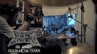 Sis Anger - Babymetal Full Cover (First Anniversary)