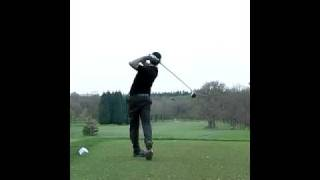 preview picture of video 'Adrian Stuart SwingVision - Golf Swing In Slow Motion'