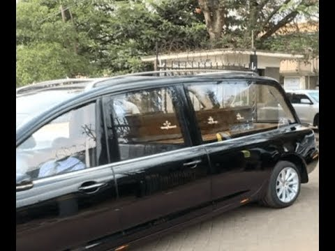 Grief as Bob Collymore's body leaves Lee home, arrives at Kariokor: FULL Video