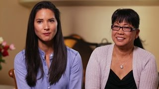 Theresa Reads Olivia Munn's Skeptical Mother