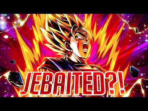NEW LEGENDS UPDATE HIT IS BACK & NO NEW BANNER YET! Dragon Ball Legends | DB