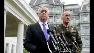 Пентагон призвал армию США быть готовой к военному разрешению проблемы КНДР