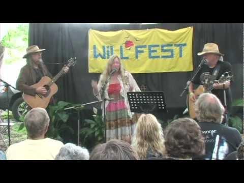 2012 WillFest Azalea Stage - Lucky Mud