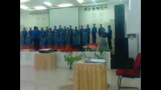 preview picture of video 'CONCENTUS CHOIR SMA BINTANG TIMUR 1 BALIGE'