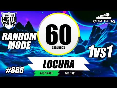 🎤 CONTADOR Formato FMS 🔥 Base de Rap Para Improvisar | ENTRENAMIENTO FREESTYLE | RAPBATTLE-ENS #866