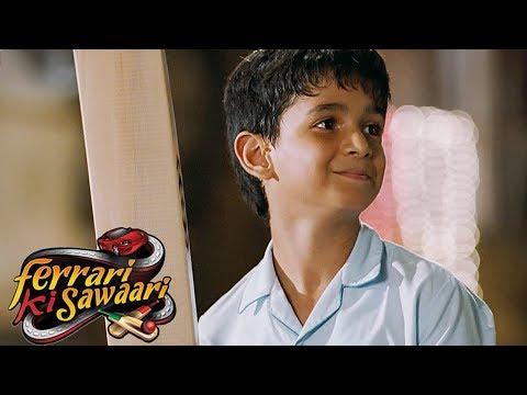 एक बार उसको आऊट करके दिखादो   Sharman Joshi   Boman Irani   Ferrari Ki Sawaari