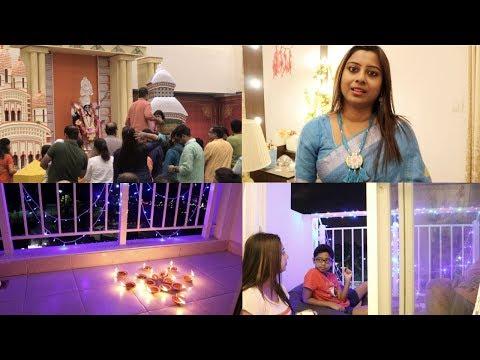 Indian Vlogger Soumali    Diwali Celebration Suru... chalega 3 din tak