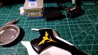 Gundam Tutorial -How To Apply Water Decal
