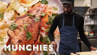 How-to Make a Snapper Escovitch
