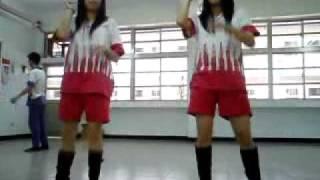 宜蘭中道中學第12屆國三畢業生  LADY GAGA組曲 舞蹈表演