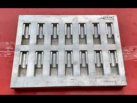 Plastic Ampoule Tray