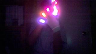 EDotz Lightshow Vid LIL Yawn