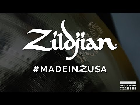 How a Zildjian cymbal is made