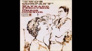 Chris Connor & Maynard Ferguson -  I Feel a Song Coming On  - 1961