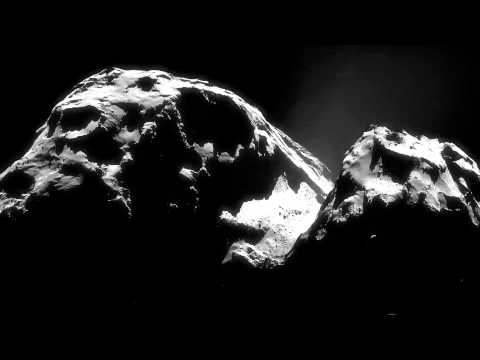Churyumov-Gerasimenko: Into the Light