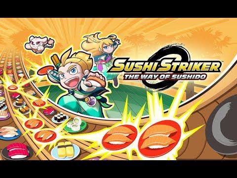 [DECOUVERTE] Sushi Striker (Demo)