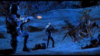 Звёздный десант прибывает на планету жуков. \ Звёздный десант