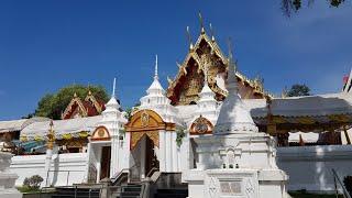 preview picture of video 'วัดพระแท่นศิลาอาสน์ 2561'