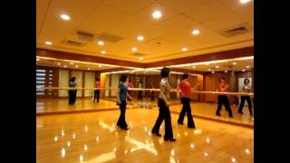 Sideway Shuffle - Line Dance