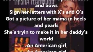 Trisha Yearwood- X's and O's (With Lyrics)