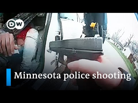 Minneapolis police shooting: Accidental discharge of a gun instead of taser? | DW News
