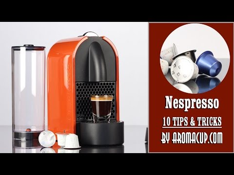 10 Tips & Tricks Every Nespresso Owner Should Know
