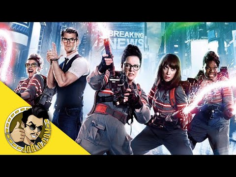 GHOSTBUSTERS 2016 - WTF Happened To This Movie?