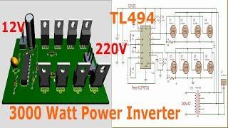 tl494 inverter circuit - Thủ thuật máy tính - Chia sẽ kinh