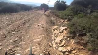 preview picture of video 'Ruta Cabrera de Mar- Argentona fins al Castell de Burriach, al Maresme'