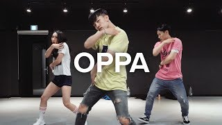 Oppa - YunB ft. Reddy & Paloalto / Jinwoo Yoon Choreography