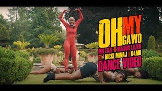 Kadr z teledysku Oh My Gawd tekst piosenki Mr Eazi & Major Lazer feat. Nicki Minaj & K4mo