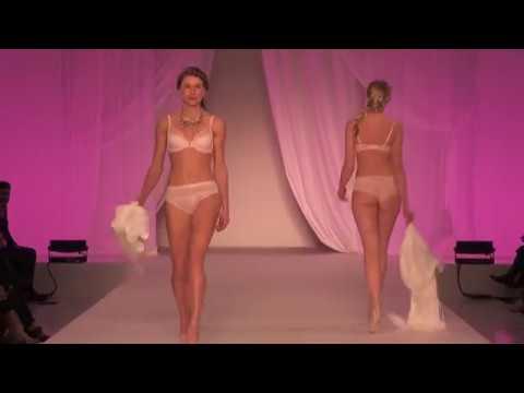 Lingerie Française Fashion Show //  Lingerie Mon Amour