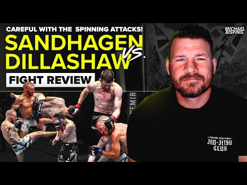 Careful With Spinning Attacks! Cory Sandhagen Vs Tj Dillashaw Review