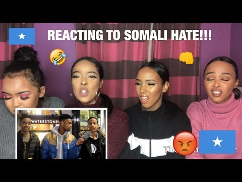 REACTING TO SOMALI HATE (WE GOT DEMONETISED FOR THIS😡)
