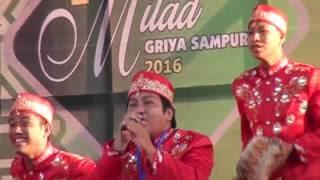 MARAWIS AL-MUNAWAR JUARA 2 FESMA MILAD 2 GRIYA SAMPURNA SUMEDANG 2016