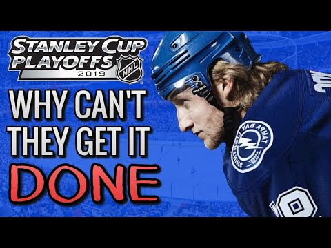 The Tampa Bay Lightning - Why Can't They Get it DONE?