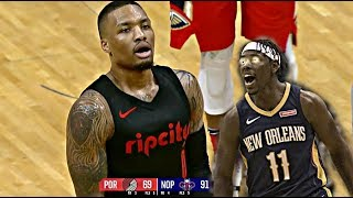 Damian Lillard Goes Fishing Mode&Tried To Be Curry But Failed!(CHOKED)