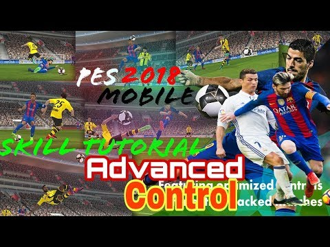 Must Needed Skills that You are missing in PES 2018 MOBILE(Advanced