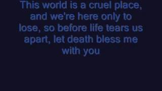 HIM - Join Me In Death [LYRICS]