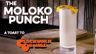 "A Clockwork Orange's ""Moloko Plus"" | How to Drink"
