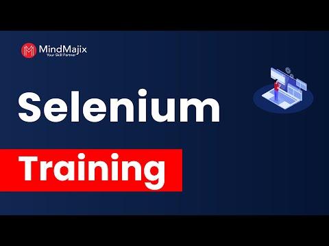 Selenium Training | Selenium Online Certification Course ... - YouTube
