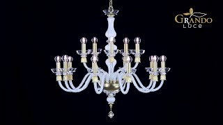 Reina Collection Crystal Chandeliers