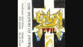 Crush Evil - Jesus Saves