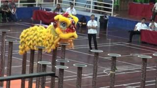 2017年第18届马来西亚全国舞狮锦标赛—云顶杯—东马区初赛 : 沙巴山打根光艺龙狮团