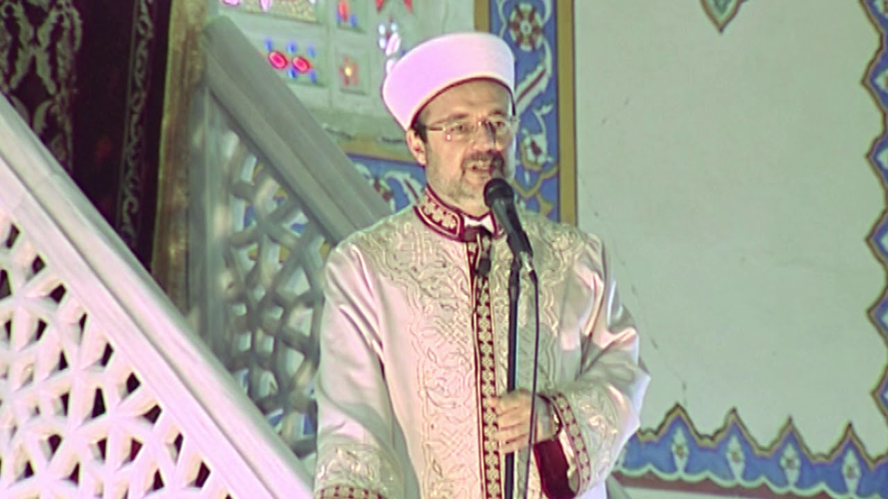 Van Ulu Camii I Van Depremi I Cuma Hutbesi 28.10.2011