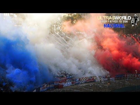 Nacional fans