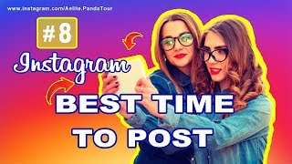 #8 Mistake #3 Best Time to Post on Instagram! ✔ when to post on instagram