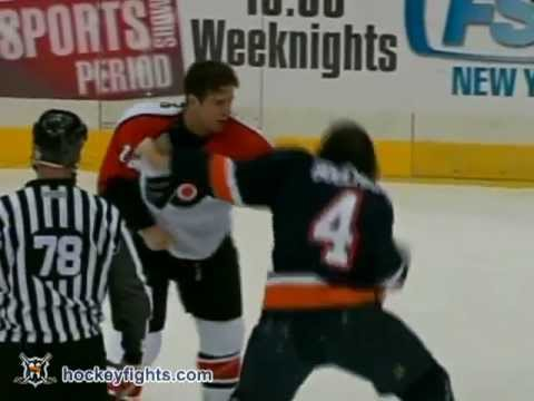 Joel Bouchard vs. Mike Richards