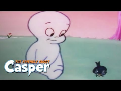 Casper Classics | Fright From Wrong/ Mouseum | Casper Full Episode | Cartoons For Kids | Kids Movies