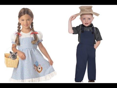 Disfraces de Granjeros para Niños